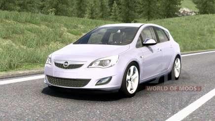 Opel Astra (J) Ձ010 for Euro Truck Simulator 2