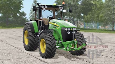 John Deere 7030 serieʂ for Farming Simulator 2017