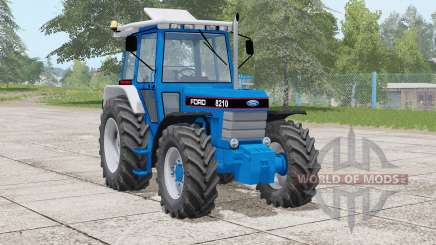 Ford 8210〡power selection for Farming Simulator 2017