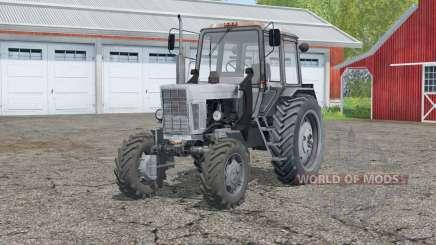 MTH-102 Belarus〡consol front loader for Farming Simulator 2015