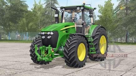 John Deere 7030 serieᶊ for Farming Simulator 2017
