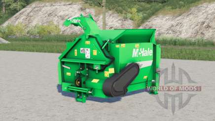 McHale C360 & C460 for Farming Simulator 2017
