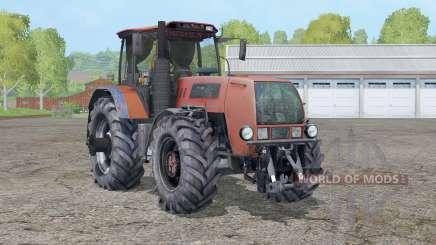 MTK-2522D Belarus for Farming Simulator 2015