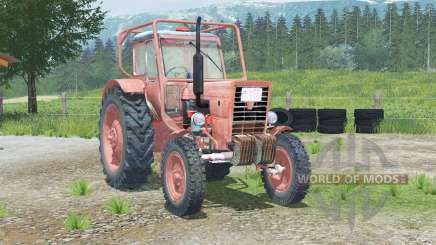 Mth-50 Belarus〡prodefense fence for Farming Simulator 2013