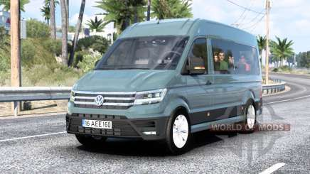 Volkswagen Crafter L1H2 Bus 2017 for American Truck Simulator