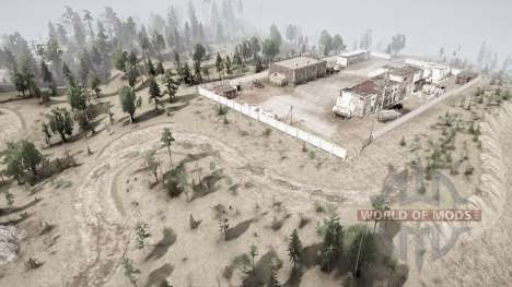 Ural Gambit for Spintires MudRunner