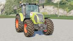 Claas Axion 800〡real color textures for Farming Simulator 2017
