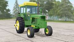 John Deere 4000 series〡includes front weight for Farming Simulator 2017