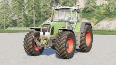 Fendt Favorit 900 Vario〡selectable wheels brand for Farming Simulator 2017