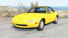 Mazda MX-5 (NA) 1993 v2.0 for BeamNG Drive