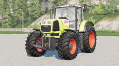 Claas Atles 900 RZ〡windows and doors to open for Farming Simulator 2017