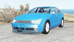 Ford Focus sedan (NA2) 2008 v2.16 for BeamNG Drive