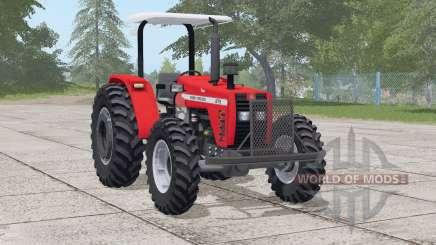 Massey Ferguson 275〡visual extras for Farming Simulator 2017