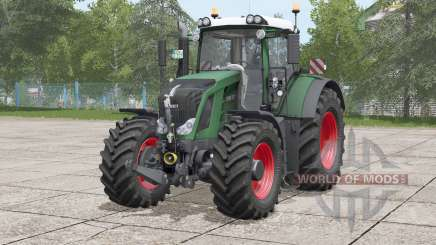 Fendt 828 Variø for Farming Simulator 2017