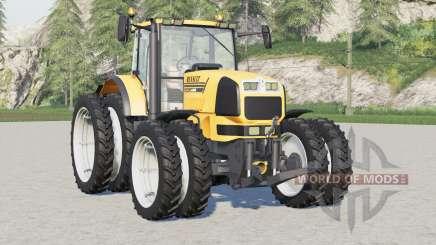 Renault Atles 900 RZ〡twin wheels for Farming Simulator 2017