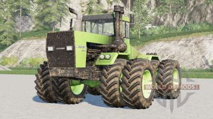 Steiger Tiger IV KP525〡wheels selection for Farming Simulator 2017