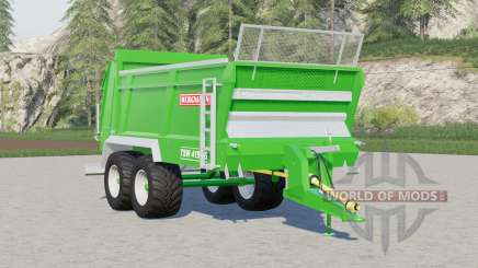 Bergmann TSW 4190 S〡minor fixed and improvements for Farming Simulator 2017