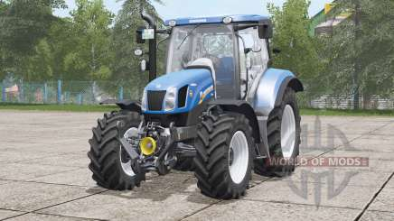 New Holland T6 series〡beacon light config for Farming Simulator 2017
