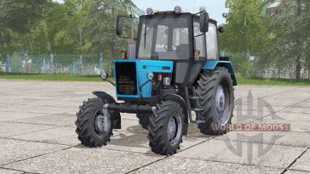 MTZ-82.1 Belaus for Farming Simulator 2017