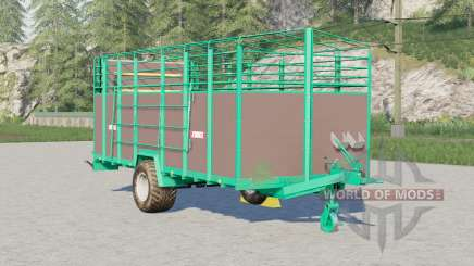 Knies VA8 for Farming Simulator 2017
