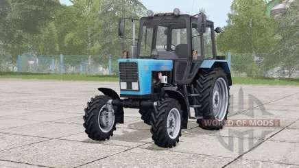 MTK-82.1 Belarus〡option of the front loader for Farming Simulator 2017