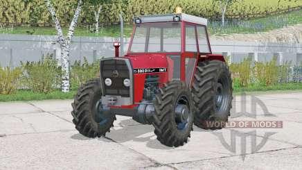 IMT 590 DV DL Specijal〡interactive control for Farming Simulator 2015