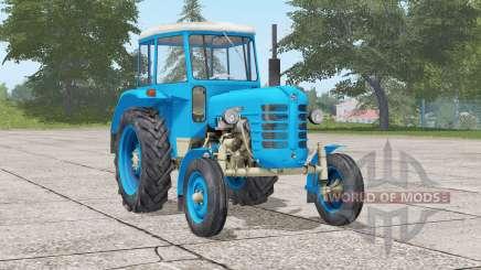 Zetor 3011〡animation parts for Farming Simulator 2017