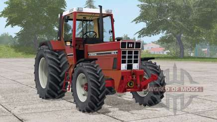 International 1255 XL〡movable front axle for Farming Simulator 2017