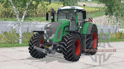 Fendt 936 Vario〡movable front fender for Farming Simulator 2015
