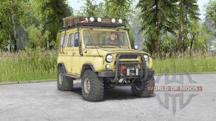 UAZ-469 v1.2 for Spin Tires