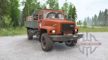 GAZ-3308 Sadkꝍ for MudRunner