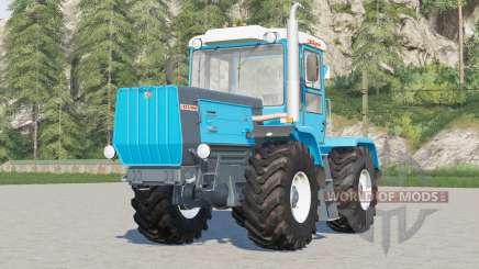 KhTZ-17221-21〡channed color of dirt for Farming Simulator 2017