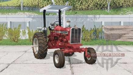 Farmall 1206 Turbƍ for Farming Simulator 2015