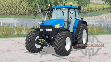New Holland TM serieᵴ for Farming Simulator 2015