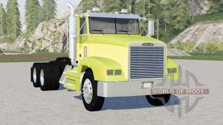 Freightliner FLD 120 Day Cab for Farming Simulator 2017