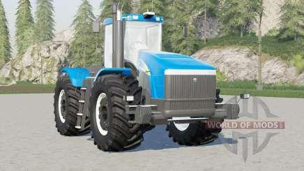 New Holland T9060〡triple wheels for Farming Simulator 2017