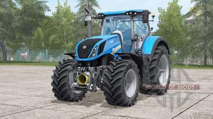 New Holland T7 serieꞩ for Farming Simulator 2017