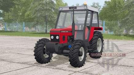 Zetor 524ƽ for Farming Simulator 2017
