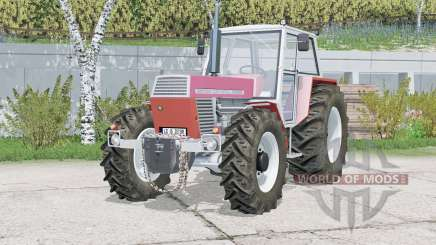 Zetor Crystal 12055〡interactive buttons for Farming Simulator 2015