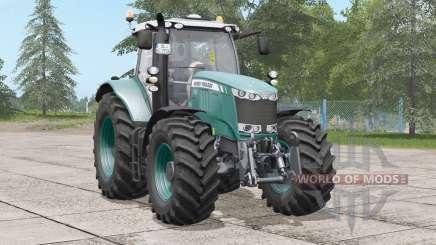 Massey Ferguson 7700 serieȿ for Farming Simulator 2017