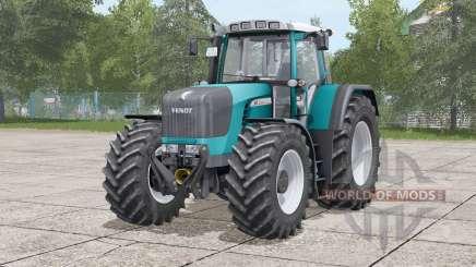 Fendt 900 Vario TⰌS for Farming Simulator 2017