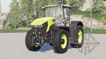 JCB Fastrac 8000〡motor configuration for Farming Simulator 2017