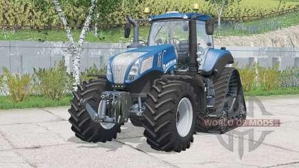 New Holland T8.435〡RowTrac for Farming Simulator 2015