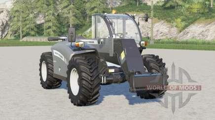 Massey Ferguson 9407 S〡steering type option for Farming Simulator 2017
