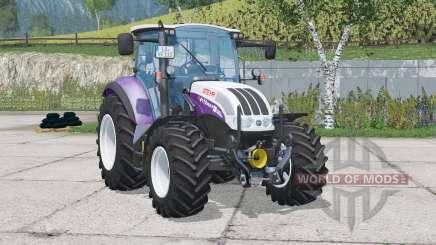 Steyr Multi 4115〡farbwahl for Farming Simulator 2015