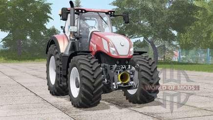 New Holland T7 series〡design choice for Farming Simulator 2017