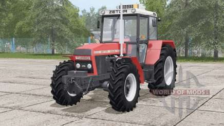 Zetor 16245 Turbꝍ for Farming Simulator 2017
