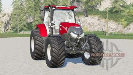Case IH Maxxum 105〡extra wide Mitas tires for Farming Simulator 2017