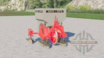 Agrozet SA 2-074〡made from scratch for Farming Simulator 2017