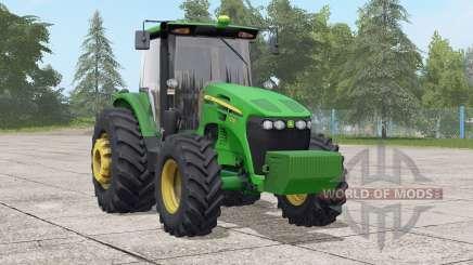 John Deere 7J series for Farming Simulator 2017